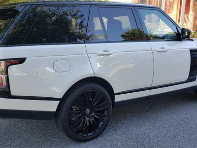 2019 Land Rover Range Rover Sport lease in Columbia,MD - Swapalease.com
