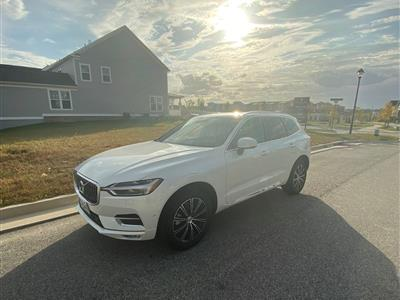 2019 Volvo XC60 lease in Middle River,MD - Swapalease.com