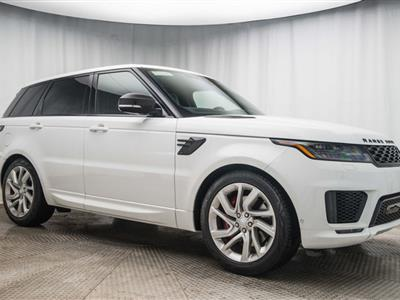 2019 Land Rover Range Rover Sport lease in Browstown,MI - Swapalease.com