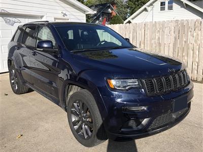 2018 Jeep Grand Cherokee lease in Ankeny,IA - Swapalease.com