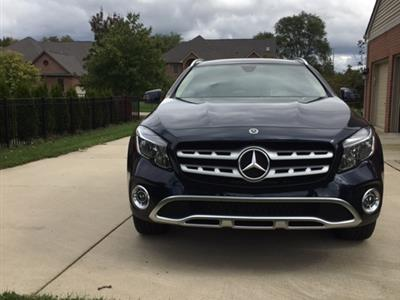 2019 Mercedes-Benz GLA SUV lease in TROY,MI - Swapalease.com