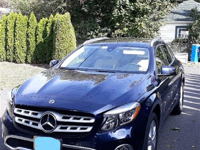2018 Mercedes-Benz GLA SUV lease in New York,NY - Swapalease.com