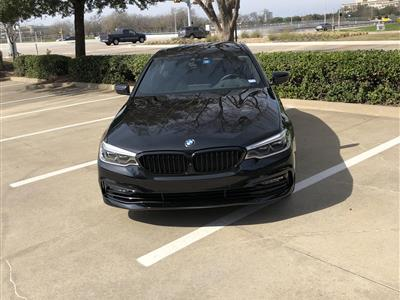 2018 BMW 5 Series lease in Richardson,TX - Swapalease.com