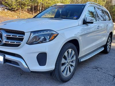 2018 Mercedes-Benz GLS-Class lease in Cambridge,MA - Swapalease.com