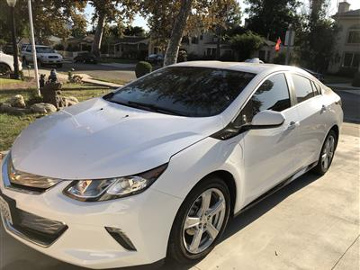 2018 Chevrolet Volt lease in Burbank,CA - Swapalease.com