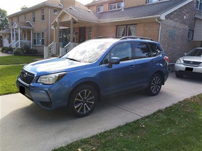 2018 Subaru Forester lease in Skokie,IL - Swapalease.com