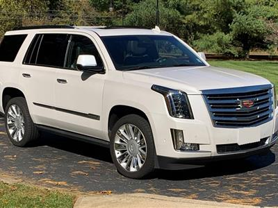 2018 Cadillac Escalade lease in Newark,NJ - Swapalease.com