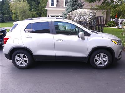 2019 Chevrolet Trax lease in WEBSTER,NY - Swapalease.com