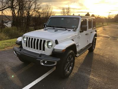 2018 Jeep Wrangler Unlimited lease in Downingtown,PA - Swapalease.com