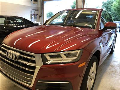 2018 Audi Q5 lease in West Chester,PA - Swapalease.com