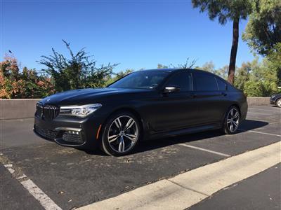 2019 BMW 7 Series lease in Westlake Village,CA - Swapalease.com