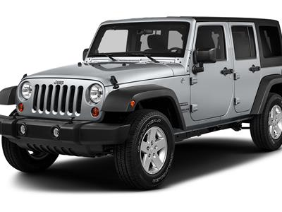 2017 Jeep Wrangler Unlimited lease in Belvidere,NJ - Swapalease.com