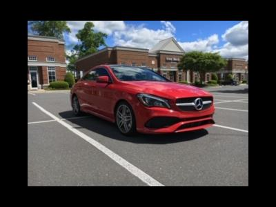 2018 Mercedes-Benz CLA Coupe lease in Charlotte,NC - Swapalease.com