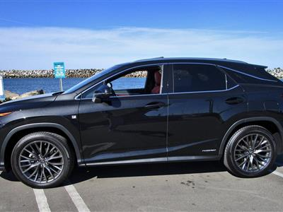 2017 Lexus RX 450h lease in Chino Hills,CA - Swapalease.com
