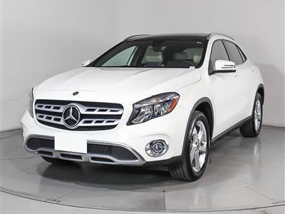 2018 Mercedes-Benz GLA SUV lease in Jacksonville,FL - Swapalease.com