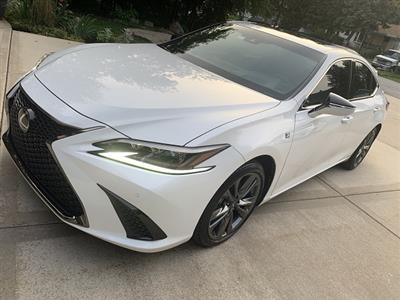 2019 Lexus ES 350 F Sport lease in Justice,IL - Swapalease.com