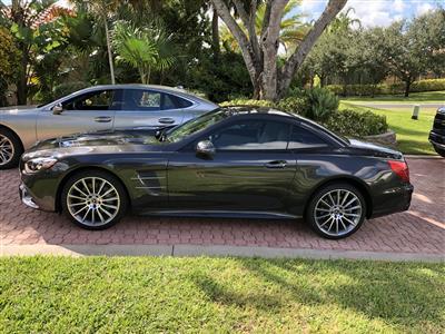 2019 Mercedes-Benz SL Roadster lease in Weston,FL - Swapalease.com
