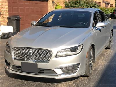 2017 Lincoln MKZ lease in Glenview,IL - Swapalease.com