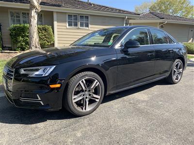 2018 Audi A4 lease in Manhattan Beach,CA - Swapalease.com