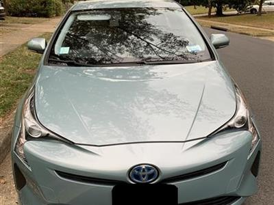 2017 Toyota Prius lease in Annandale,VA - Swapalease.com