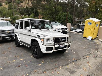2018 Mercedes-Benz G-Class lease in Shadow Hills,CA - Swapalease.com