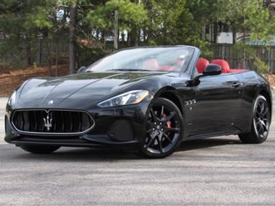 2018 Maserati GranTurismo Convertible lease in White Plains ,NY - Swapalease.com