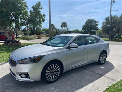 2017 Kia Cadenza lease in St. James City,FL - Swapalease.com