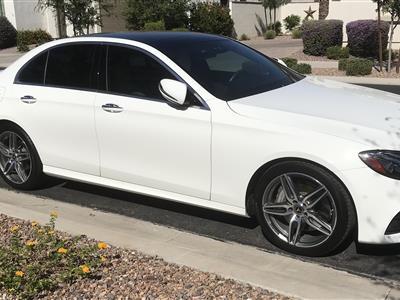 2018 Mercedes-Benz E-Class lease in Gilbert,AZ - Swapalease.com