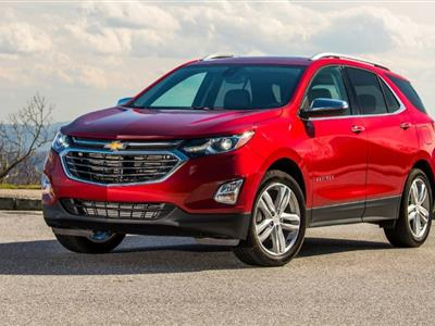 2019 Chevrolet Equinox lease in Middletown,NJ - Swapalease.com