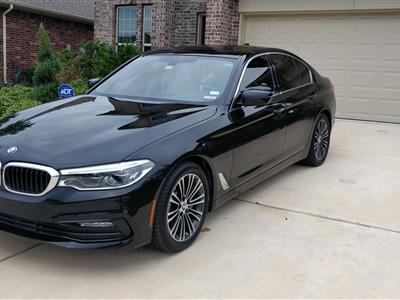 2017 BMW 5 Series lease in Cypress,TX - Swapalease.com