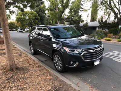 2018 Chevrolet Traverse lease in Redwood City,CA - Swapalease.com