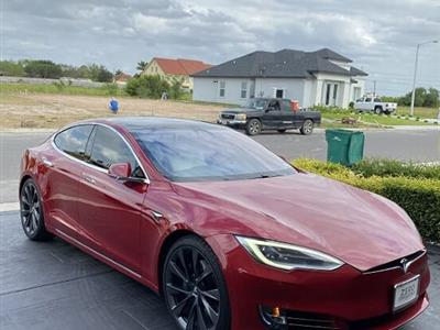 2018 Tesla Model S lease in Pharr,TX - Swapalease.com