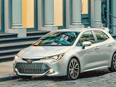 2019 Toyota Corolla Hatchback lease in New York,NY - Swapalease.com