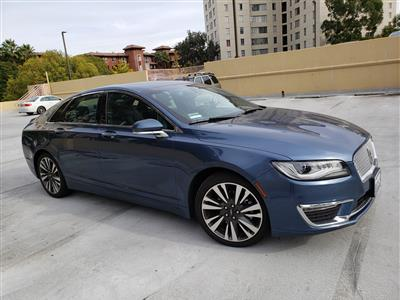 2018 Lincoln MKZ lease in Los Angeles,CA - Swapalease.com