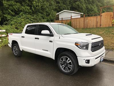 2019 Toyota Tundra lease in Ferndale,WA - Swapalease.com