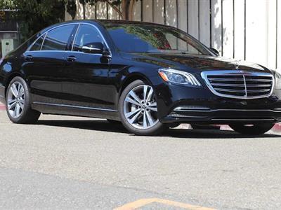 2019 Mercedes-Benz S-Class lease in Walnut Creek,CA - Swapalease.com