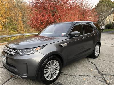 2017 Land Rover Discovery lease in Mt. Kisco,NY - Swapalease.com