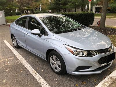2017 Chevrolet Cruze lease in Marlton,NJ - Swapalease.com