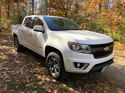 2018 Chevrolet Colorado lease in Alton,NH - Swapalease.com