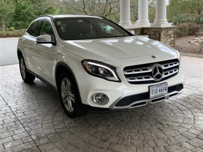 2018 Mercedes-Benz GLA SUV lease in Leesburg,VA - Swapalease.com