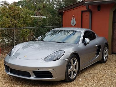 2018 Porsche 718 lease in Lighthouse Point,FL - Swapalease.com