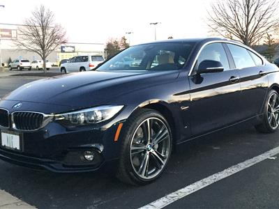 2018 BMW 4 Series lease in Columbus ,OH - Swapalease.com