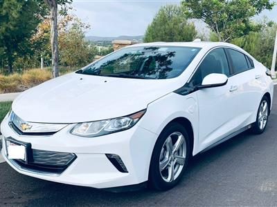 2017 Chevrolet Volt lease in IRVINE,CA - Swapalease.com