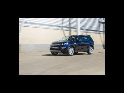 2017 Land Rover Discovery Sport lease in New York,NY - Swapalease.com