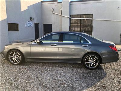 2017 Mercedes-Benz S-Class lease in queens village,NY - Swapalease.com