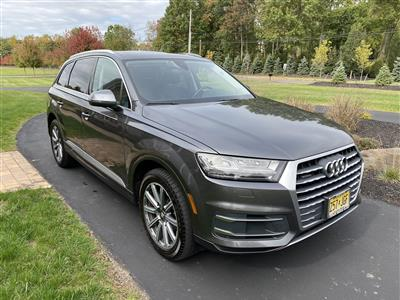 2018 Audi Q7 lease in Basking Ridge,NJ - Swapalease.com