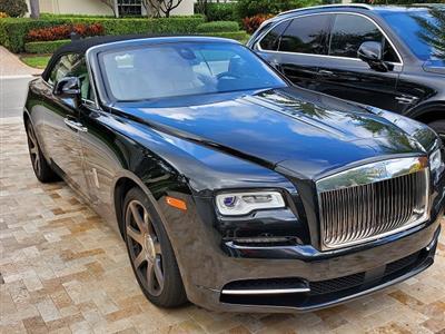 2017 Rolls-Royce Dawn lease in PALM BEACH GARDENS,FL - Swapalease.com