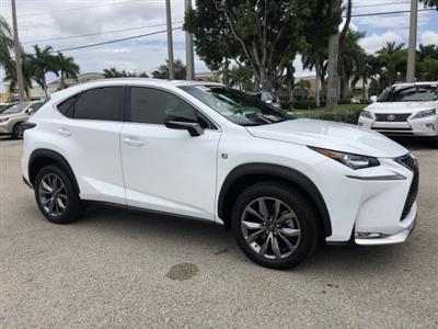 2017 Lexus NX 200t F Sport lease in Fort Lauderdale,FL - Swapalease.com