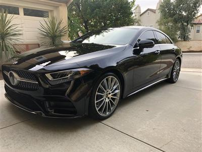 2019 Mercedes-Benz CLS Coupe lease in OAK PARK,CA - Swapalease.com