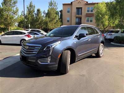 2019 Cadillac XT5 lease in Rancho Cucamonga,CA - Swapalease.com